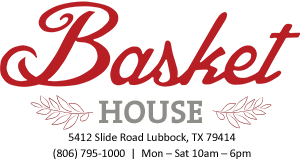 Gift Baskets by MyBasketHouse.com Logo